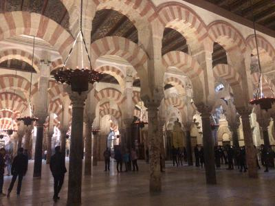 スペイン南部とポルトガル周遊②~コルドバ観光