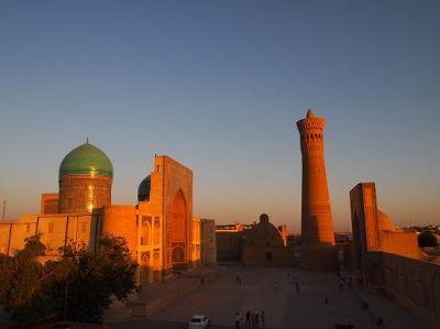 ウズベキスタンが素晴らしすぎて涙が出そうな女一人旅日記