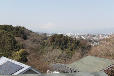 たまたまの富士山のビュースポット