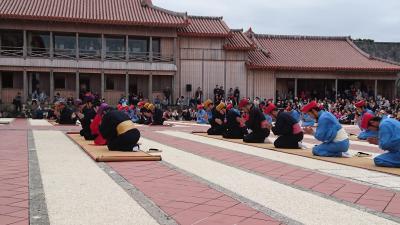 首里城 新春の宴