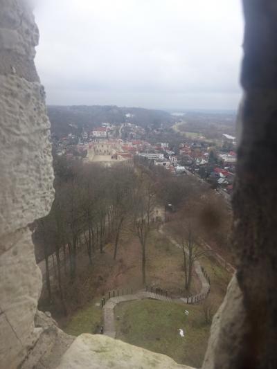 1902ポーランド~カジミエシュ・ドルニィは落ち着く町でした