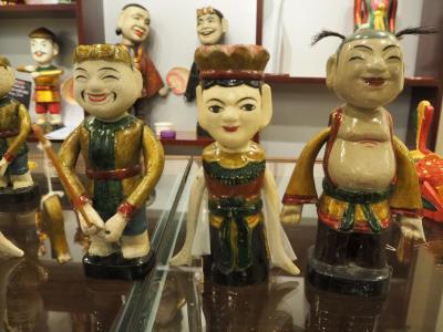 初ハノイ!ハロン湾・水上人形劇観て、フォー・エッグコーヒー・ブンチャー食べて、移動はGrabで安心!ベトナムに行ってきましたぁ~!