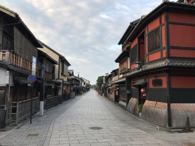 朝観光(7-2) DAY2 京都