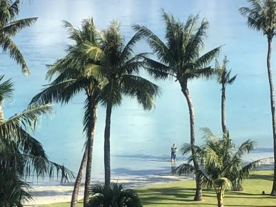 のんびりグアム島、シュノーケリング三昧とB級グルメを満喫の旅