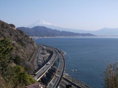 さった峠(静岡県由比西倉沢)へ行ってきました・・・