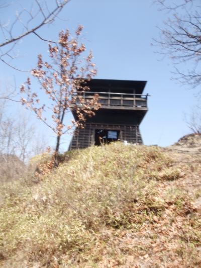 信州の史跡めぐり(丸子城跡)