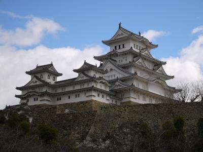 2019年新春旅行は、姫路城の回りをぶーらぶら! パートⅡ
