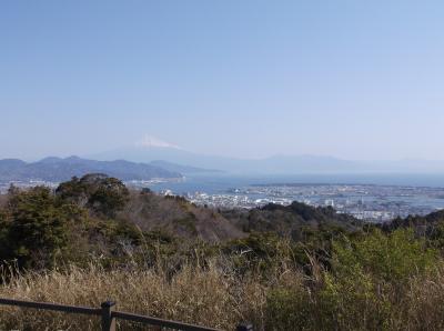日本平夢テラス(静岡県清水)へ行ってきました・・・
