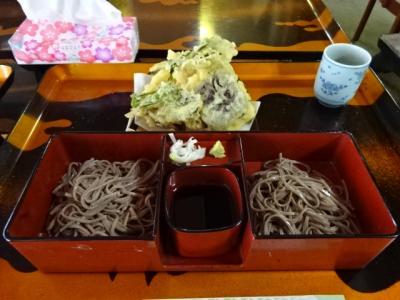 修善寺温泉街歴史ウォーク、ジオリア、修禅寺、源氏遺構、修善寺で一番おいしい野菜天ざるそば