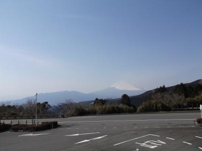 十国峠(静岡県函南町)へ行ってきました・・・