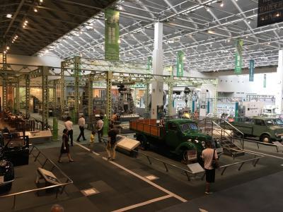 真夏の伊勢&名古屋旅行、最終日はトヨタ産業技術記念館へ!