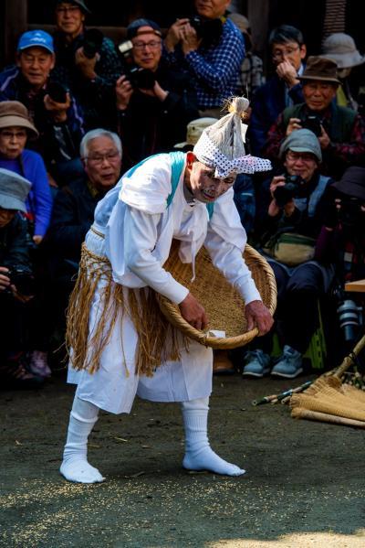 諸田山神社御田植祭 2019
