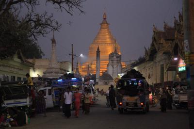 2019ミャンマー一人旅