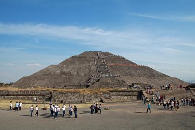 年末年始 中南米絶景の旅へ(メキシコ編)