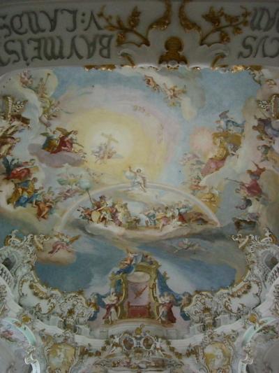 ロマンチック街道の旅 -No.1 ノイシュヴァンシュタイン城、ヴィース教会etc.