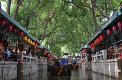 3世代で行く上海・蘇州の気まま旅part2~同里へ~