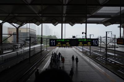 3世代で行く上海・蘇州の気まま旅part3~上海へ移動~