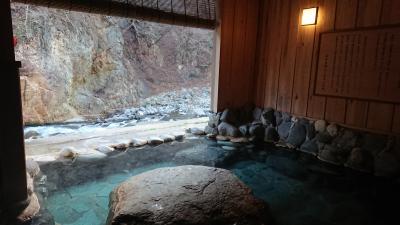温泉旅行~栃木・塩原温泉郷 湯の花荘~
