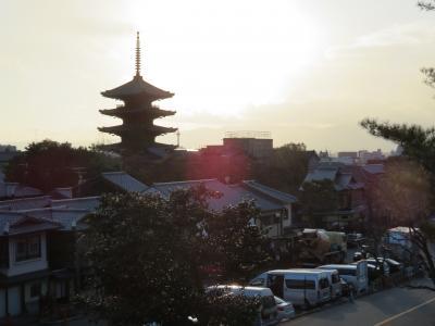 京都でお寺めぐりが出来ました。