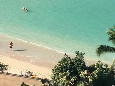 大人の初ハワイ・ラナイでゆっくりくつろぐ旅⑤海を見ながらアサイーボウル~トランプホテルへ