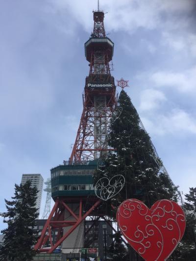 3月下旬の札幌・小樽2泊3日グルメ旅③(札幌~成田編)