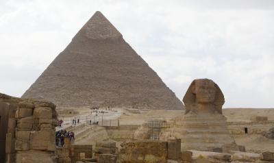 初めてのエジプト・アブダビ・ドバイ8日間の旅①