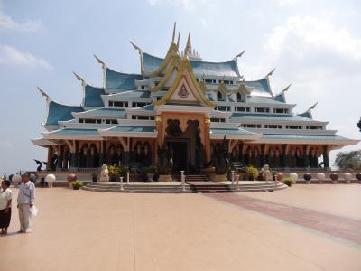タイの隠れた観光名所を訪れて① ウドン・ターニー編