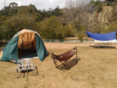 首都圏から大久野島へソロキャンプ