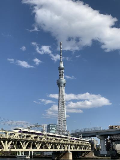 新旧ダブルタワー