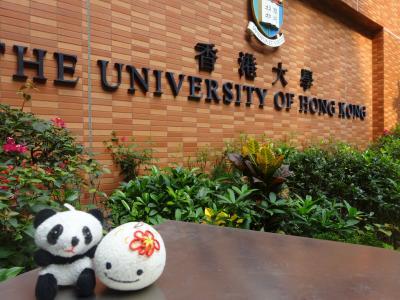 vol.16-3/3 香港 夜景と超密集マンション、SKY100に香港大学、昴坪360、そしてパンダを求めて