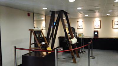 地歩に無い香港旅行001:香港の歴史の1ページの博物館-香港・赤柱-01