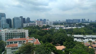 KLからシンガポールへ ~シャングリラホテル滞在~ (1日目)