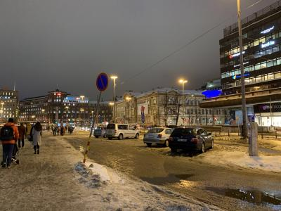 エストニア、ラトビア 一人旅② タリンへ移動、ホテル編