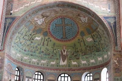 サンタポッリナーレ・イン・クラッセ聖堂