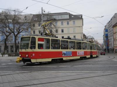 ☆東欧塗りつぶし3週間貧乏旅行13ヵ国☆ブラチスラバ