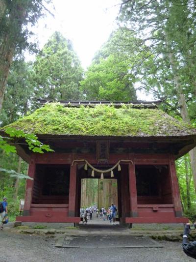 2018夏☆善光寺と戸隠の旅 2日目 戸隠神社
