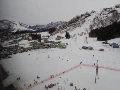 3・5歳児連れ、越後湯沢で子供スキー教室1泊2日旅行