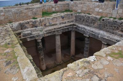 キプロス・・・Ⅱ 古代キプロスの都・パオフォス