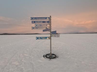 フィンランド女ひとりたび♪3日目、4日目