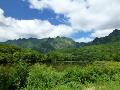 2018夏☆善光寺と戸隠の旅 戸隠宿坊宿泊と3日目鏡池散策