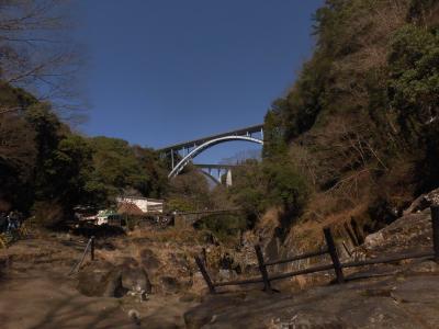 高千穂峡へ