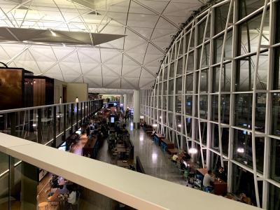 【ANA特典航空券で行く】6年ぶり、6回目の5泊8日『香港』旅行!【合計130000歩!】⑨帰国編