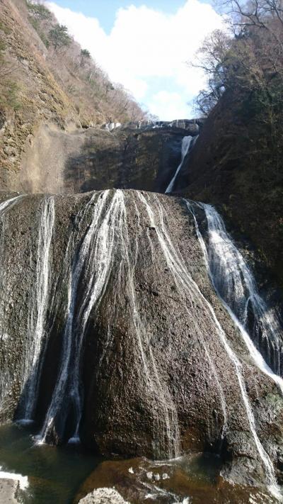 【茨城】 袋田の滝
