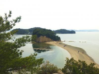 小豆島1・・天使の散歩道を渡ろう・・♪