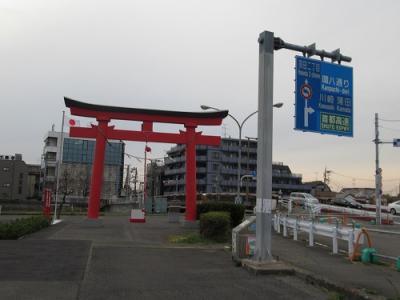 羽田空港からホテルまで歩いてみた(2泊3日:タマディアホテル泊)