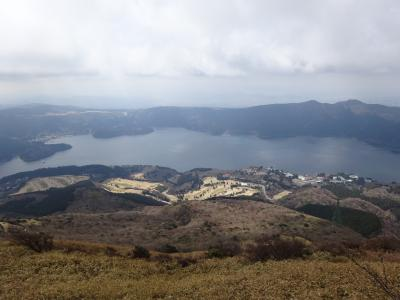 箱根と御殿場日帰り旅行1
