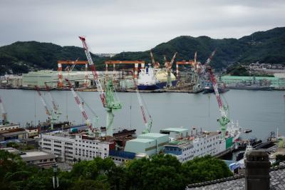 「どこかにマイル」で福岡空港に。でも一泊二日で観光したのは長崎です