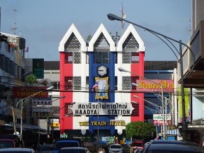 2018年12月 タイ南部の大都市ハジャイへ