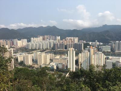 香港 北角、沙田、獅子亭