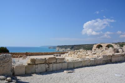 キプロス・・・Ⅲ レメソス(リマソ-ル) キプロス第二の都市